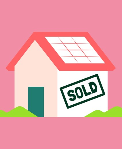 Selling the family home